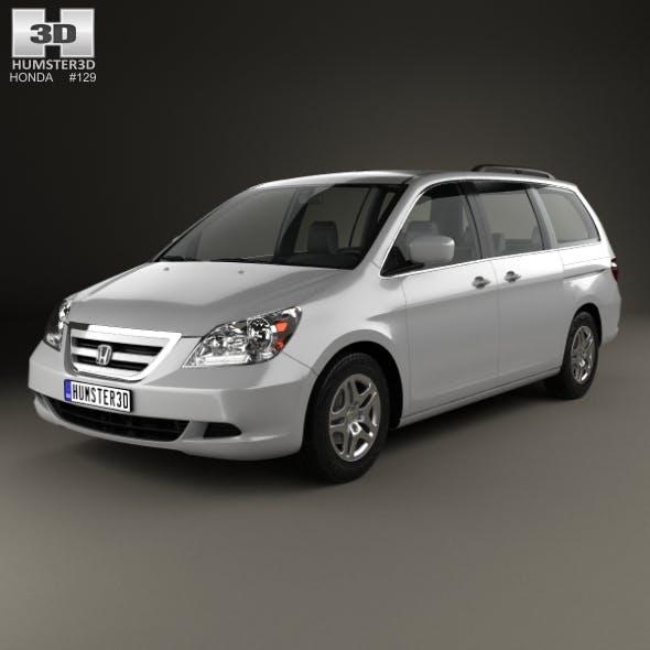 Honda Odyssey (US) 2005 - 3DOcean Item for Sale