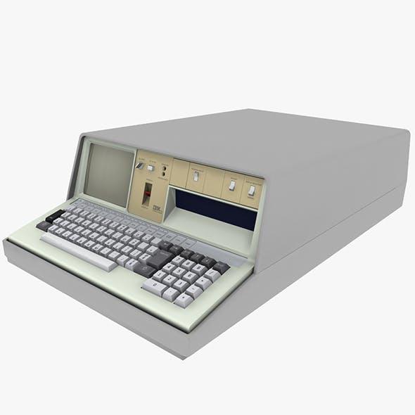 IBM_5100 Portable Computer - 3DOcean Item for Sale