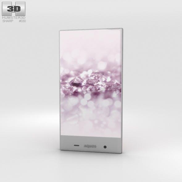 Sharp Aquos Crystal 2 Pink
