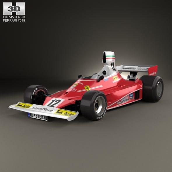 Ferrari 312 T 1975