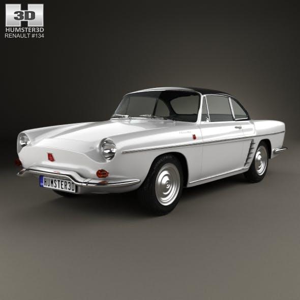 Renault Floride 1962 - 3DOcean Item for Sale