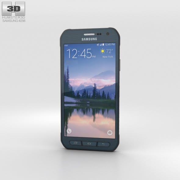 Samsung Galaxy S6 Active Blue
