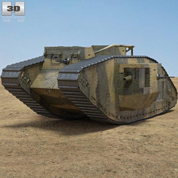 Mark V - 3DOcean Item for Sale