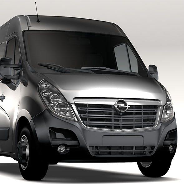Opel Movano L3H2 Van 2016