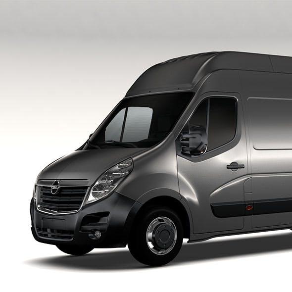 Opel Movano L4H3 Van 2016