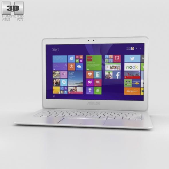 Asus Zenbook UX305 Ceramic Alloy - 3DOcean Item for Sale
