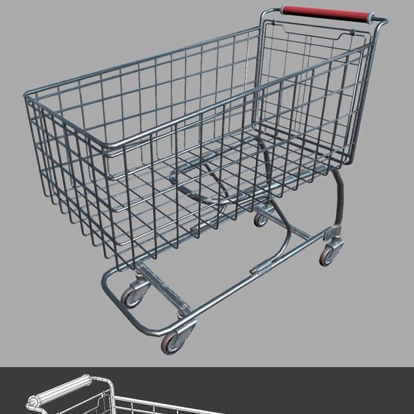 Shopping Cart PBR