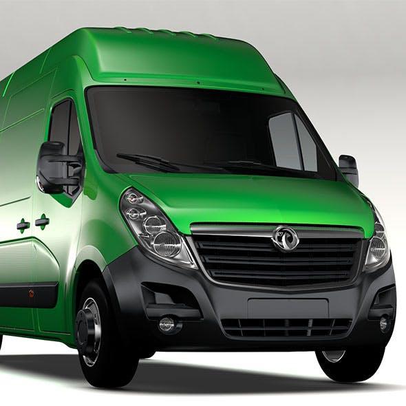 Vauxhall Movano L4H3 Van 2016