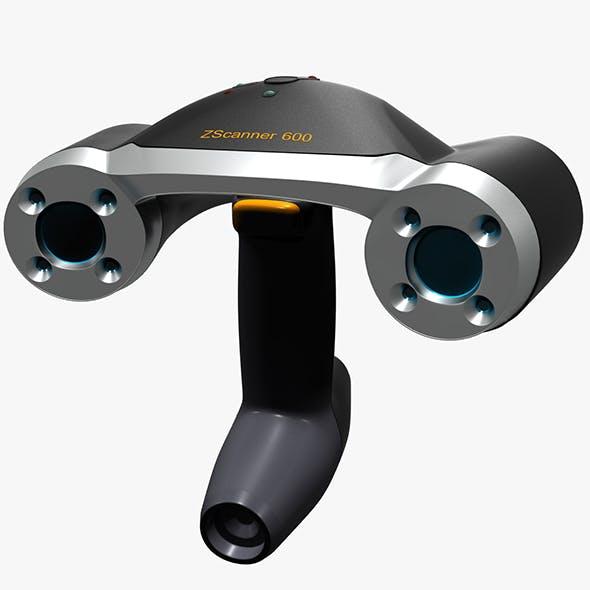 Portable 3D Laser Scanner - 3DOcean Item for Sale