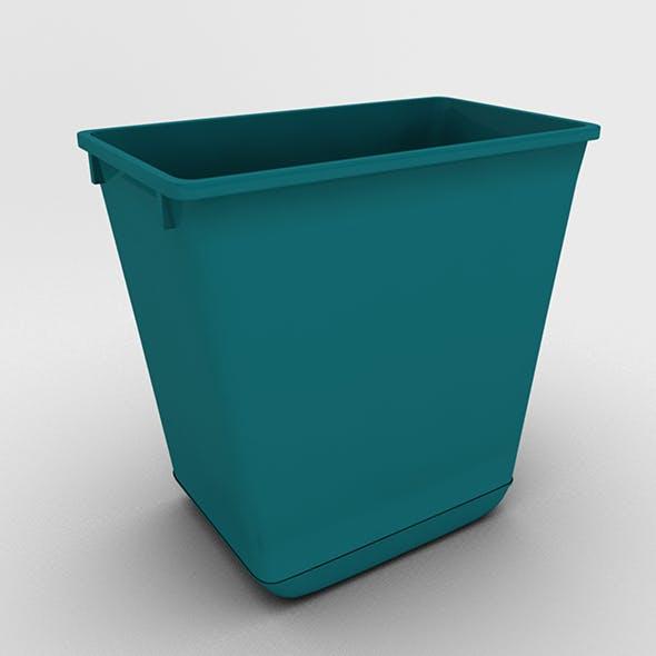 Wastebasket 02 - 3DOcean Item for Sale