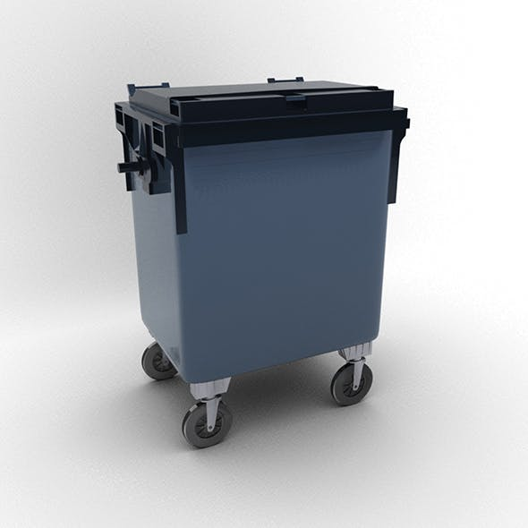 Wastebasket 03