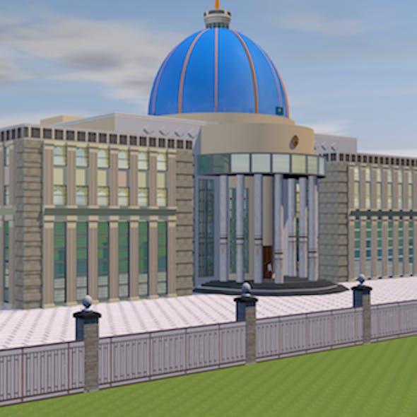 The Residence of the President of Kazakhstan