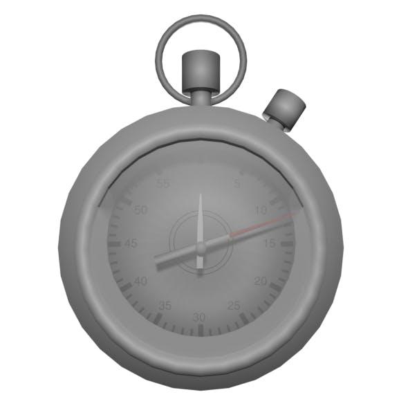 Animatable Stopwatch