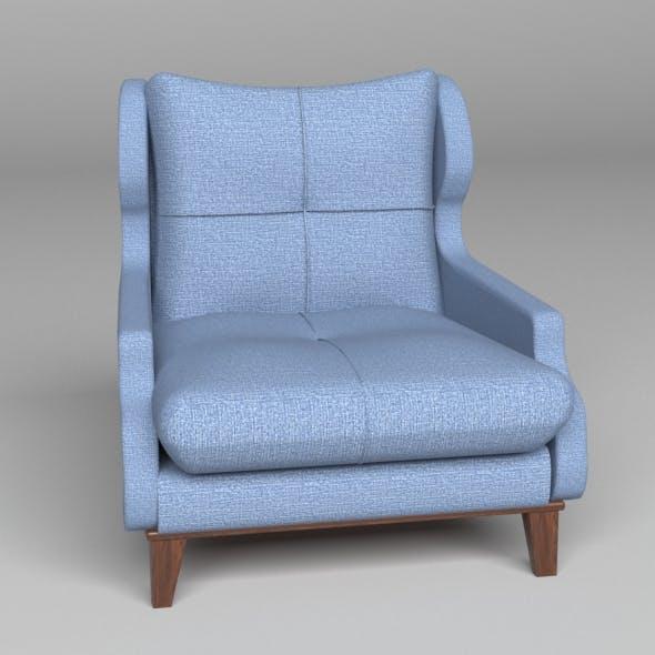 Devorative Armchair 2 - 3DOcean Item for Sale