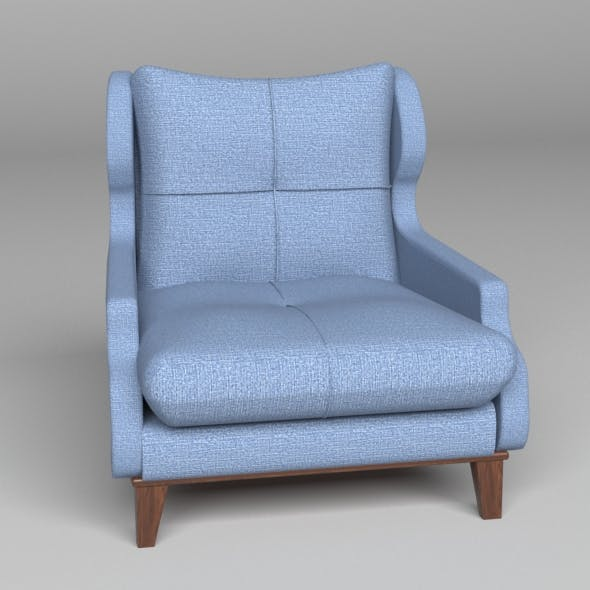 Devorative Armchair 2
