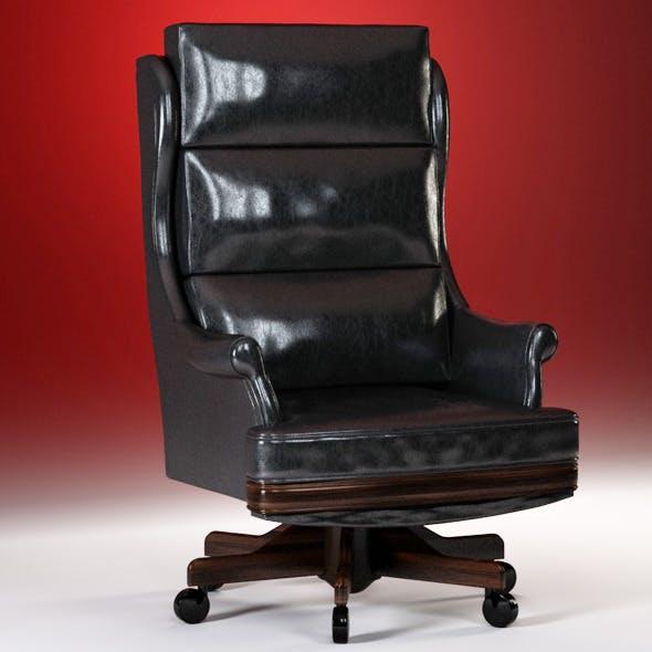 Quality 3dmodel of armchair Mascheroni giubileo
