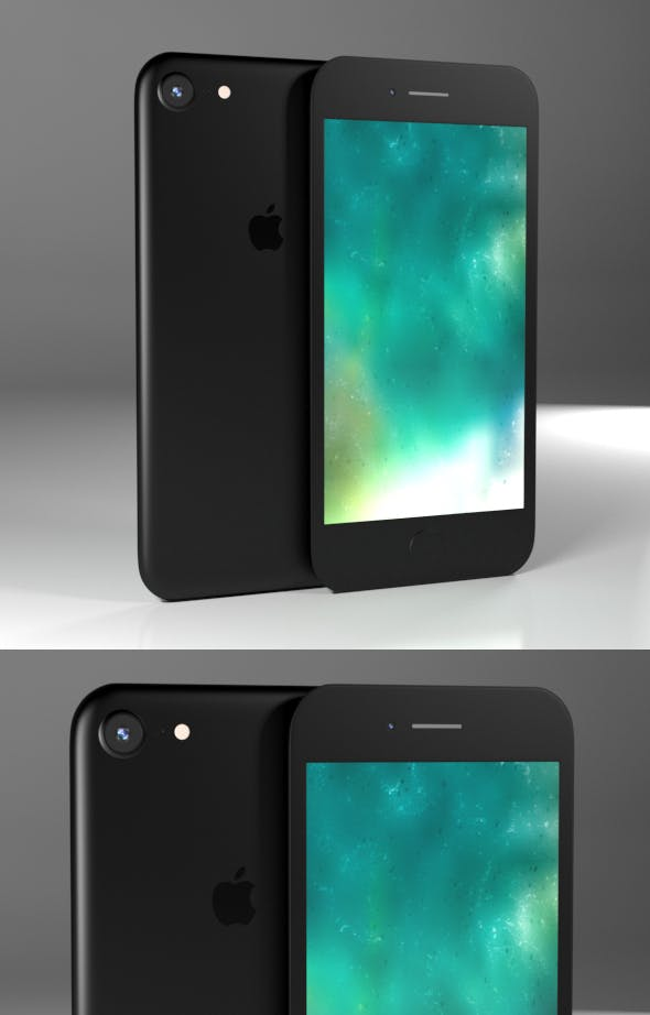 Apple İphone 7 - 3DOcean Item for Sale
