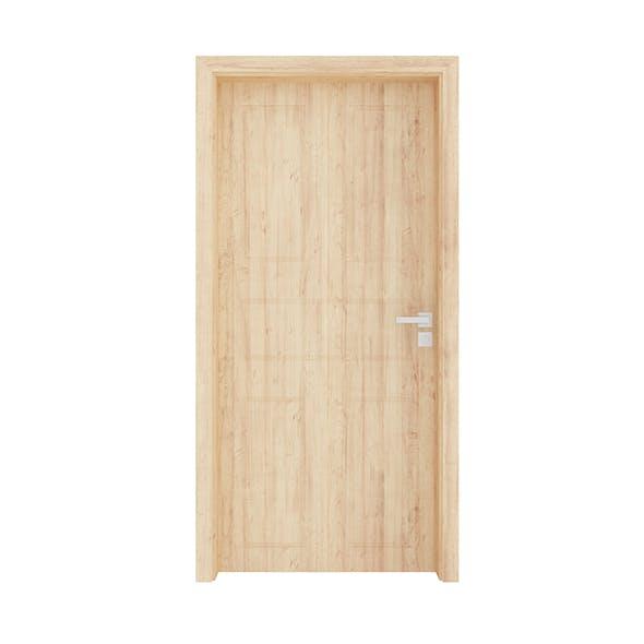 Interior Door 4 - 3DOcean Item for Sale