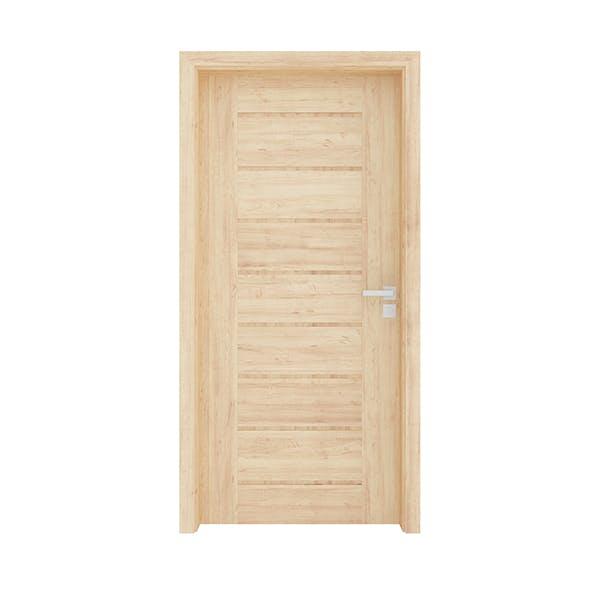 Interior Door 10 - 3DOcean Item for Sale