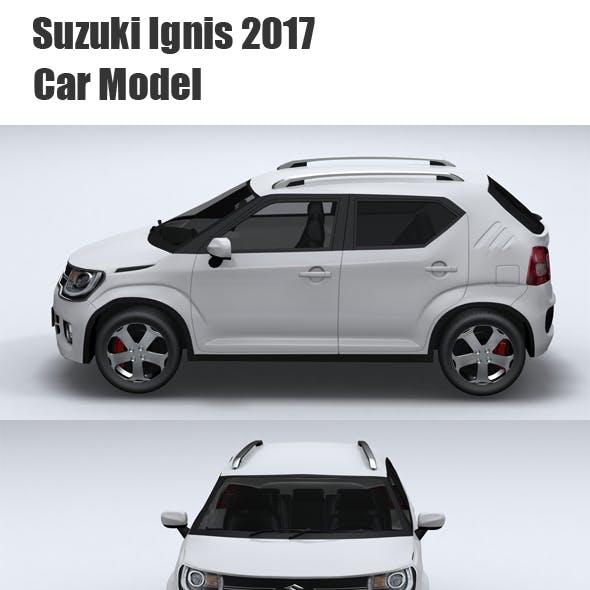 Suzuki Ignis(2017)