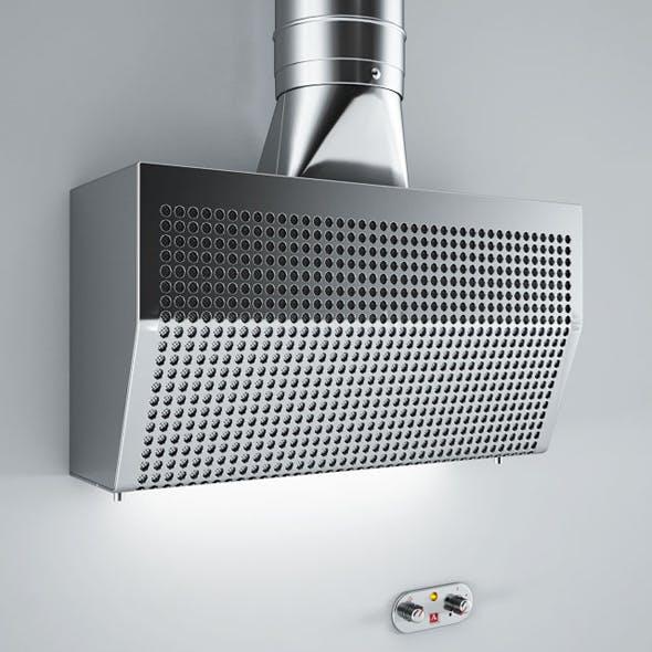 Alpes Inox Extractor Unit GA 20/55 Kitchen Hoods - 3DOcean Item for Sale