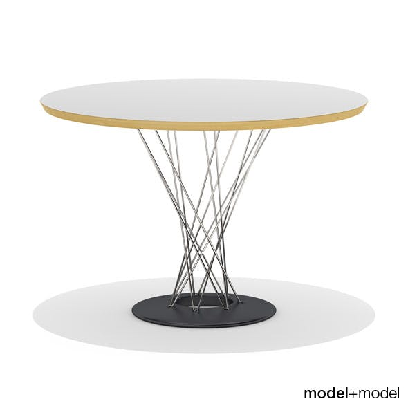 Knoll Cyclone table - 3DOcean Item for Sale