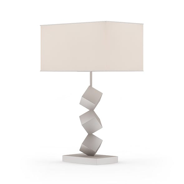 Cubic Desk Lamp - 3DOcean Item for Sale