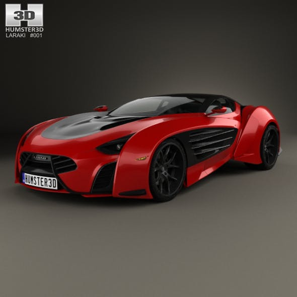 Laraki Epitome 2013 - 3DOcean Item for Sale