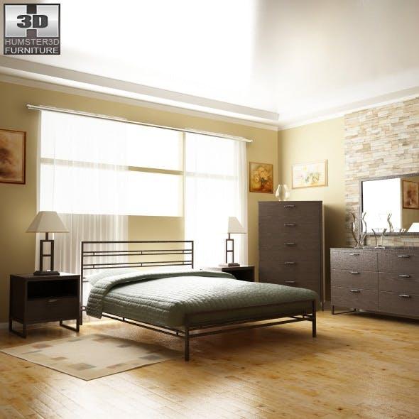 Ashley Sonya bedroom set