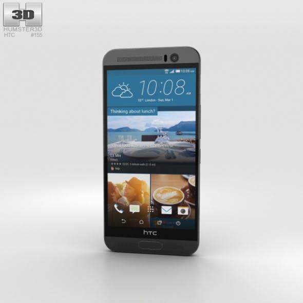 HTC One ME Meteor Grey - 3DOcean Item for Sale