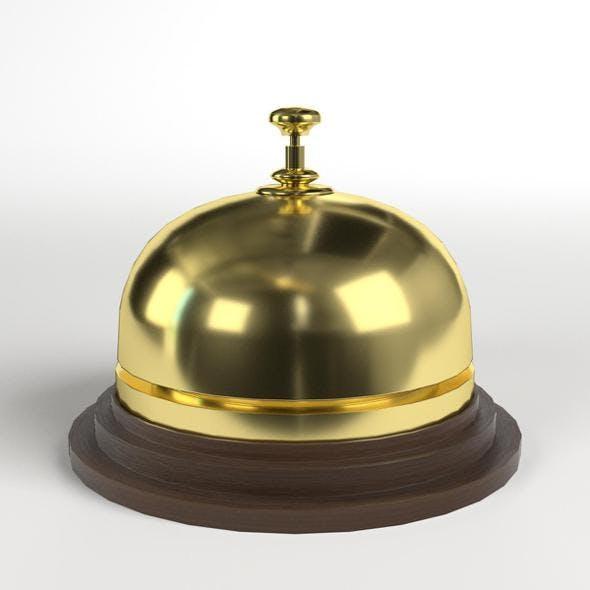 Reception Bell 2 - 3DOcean Item for Sale