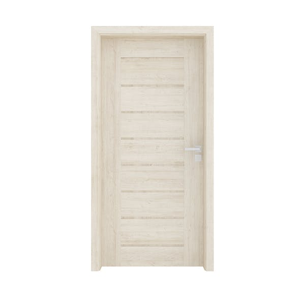 Interior Door 11 - 3DOcean Item for Sale