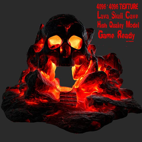 lava skull cave