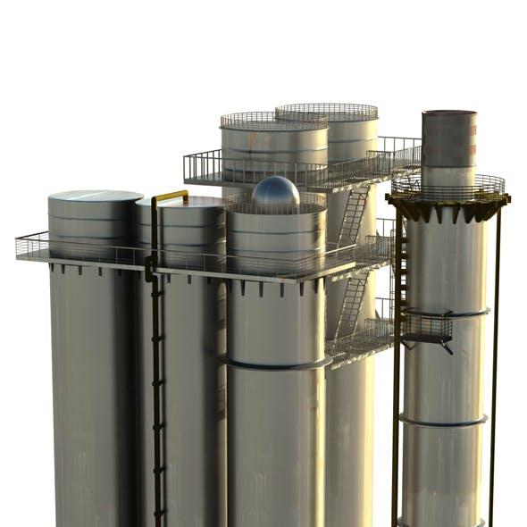 Industrial Models - 3DOcean Item for Sale