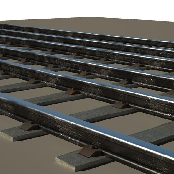 Rails Models - 3DOcean Item for Sale