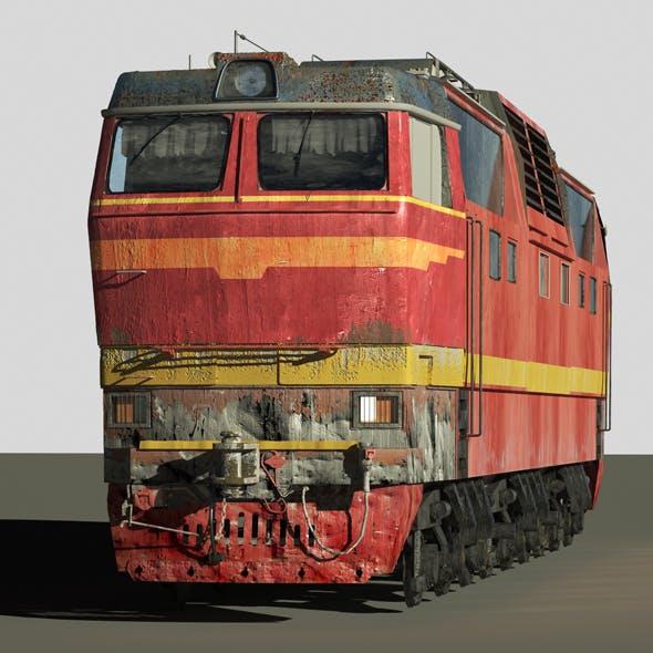 Train CS2T - 3DOcean Item for Sale