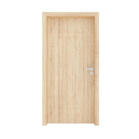 Interior Door - 3DOcean Item for Sale