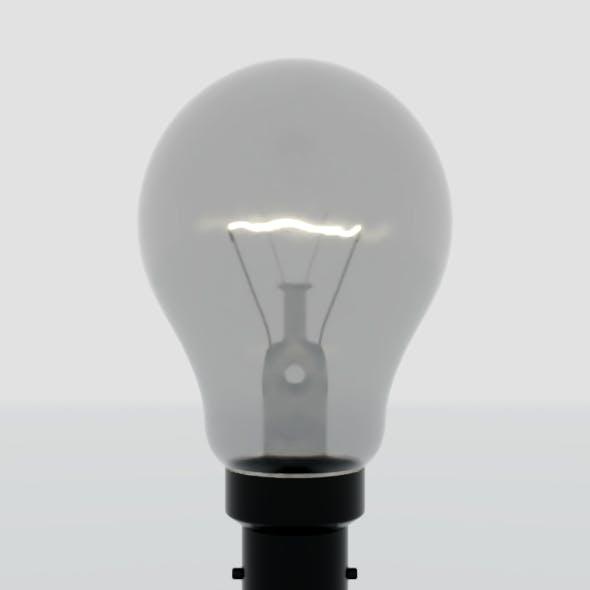 Light Bulb Bayonet