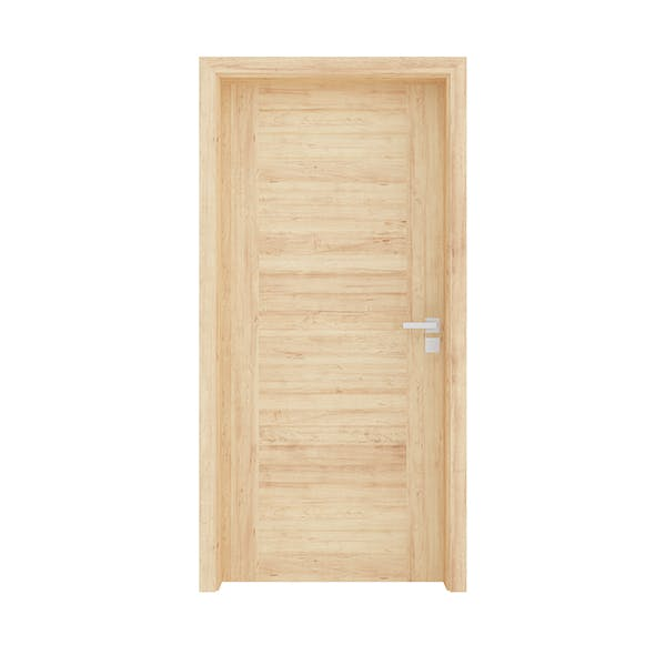 Interior Door - 3DOcean Item for Sale