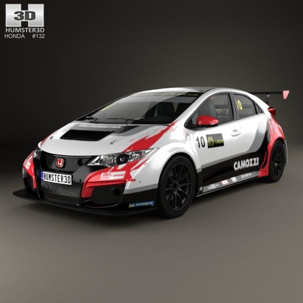 Honda Civic Type-R TCR 2015