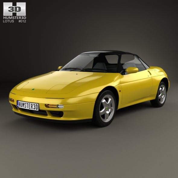 Lotus Elan S2 1994 - 3DOcean Item for Sale