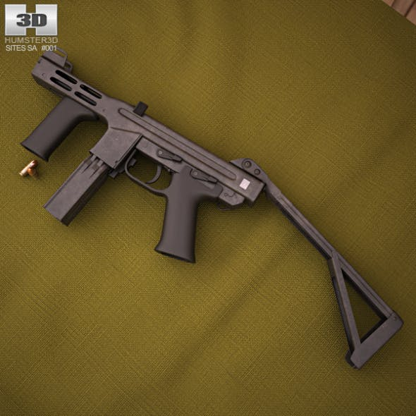 Spectre M4 - 3DOcean Item for Sale