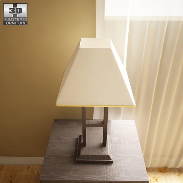 Ashley Deidra Table Lamp  - 3DOcean Item for Sale
