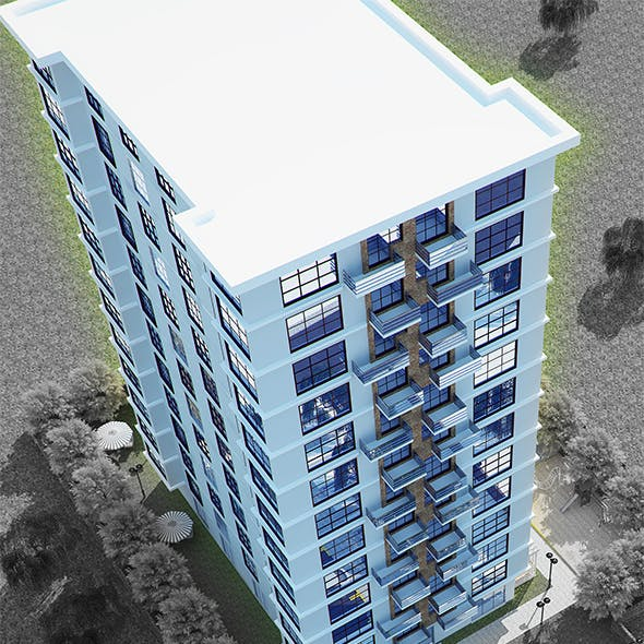 Building with new style