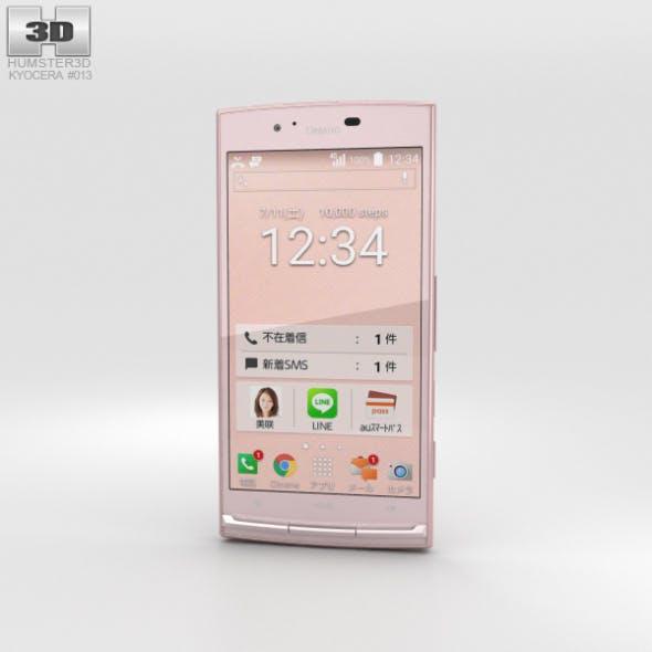 Kyocera Urbano V02 Pink