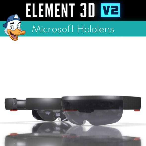 Microsoft Hololens for Element 3D