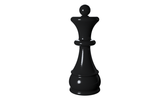 Chess Queen - 3DOcean Item for Sale