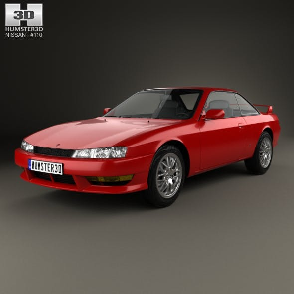 Nissan Silvia 1996