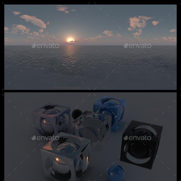 Ocean Dawn 13 - HDRI