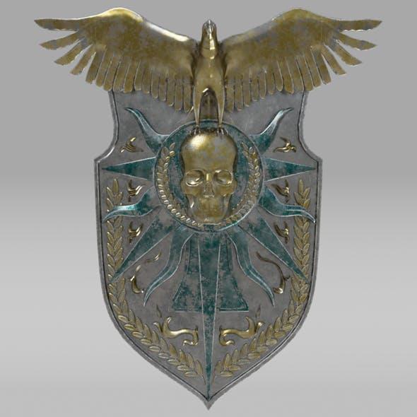 Fantasy shield - 3DOcean Item for Sale